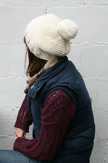 765674864e2 Ravelry  the super chunky bobble hat pattern by Helen Woodward