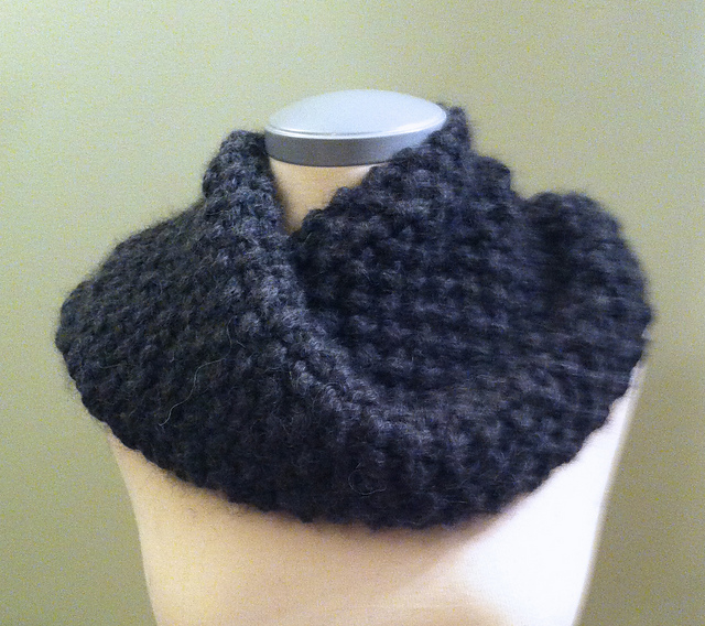 Ravelry Slouchy Cowl Pattern By Nina A Well Knit Shop