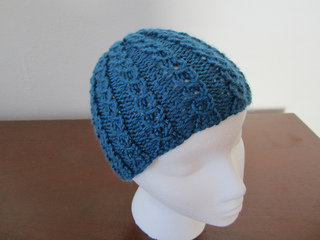49cf7edcc74 Ravelry  Helen s Knots-of-Love Cap pattern by Knots of Love