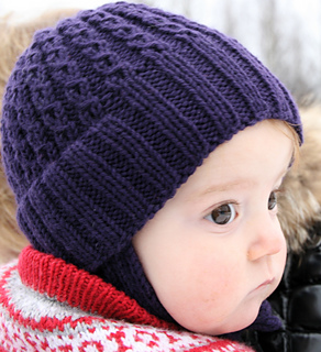 Ravelry  Double Rib Toddler Hat pattern by Torunn Espe 2bc0ebb1021