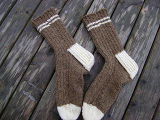 Ravelry Heavy Socks Pattern By Briggs Amp Little