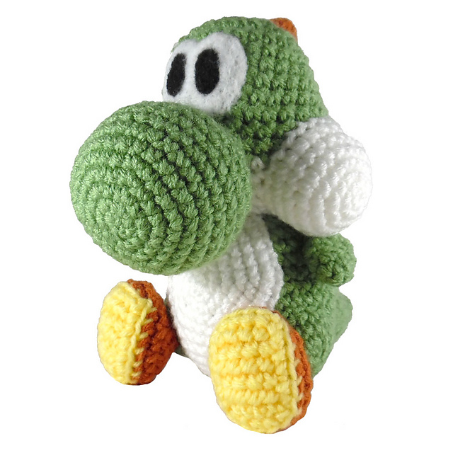 Ravelry Super Mario Brothers Yoshi Pattern By I Crochet Things