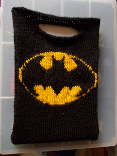 Ravelry batman logo chart pattern by elizabeth thomas pronofoot35fo Choice Image