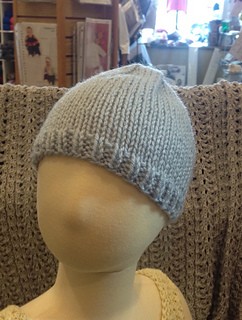 Ravelry  Magic Loop Baby Hat pattern by Ing-credible Threads Designs bd4de9eeabd