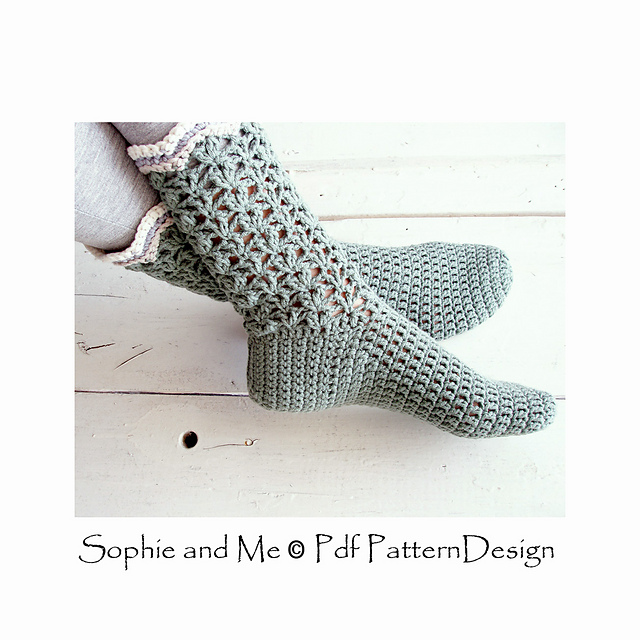 Indie Design Gift Along 2018 Sock Patterns Crochet socks
