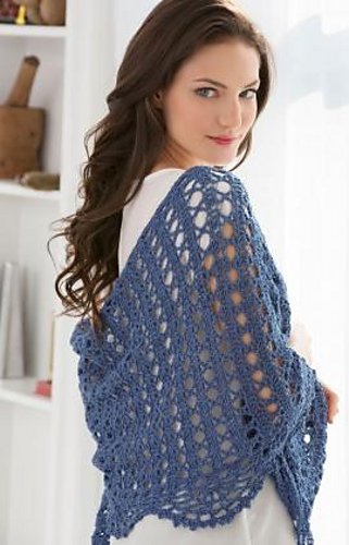 Ravelry Charleston Wrap Pattern By Tammy Hildebrand