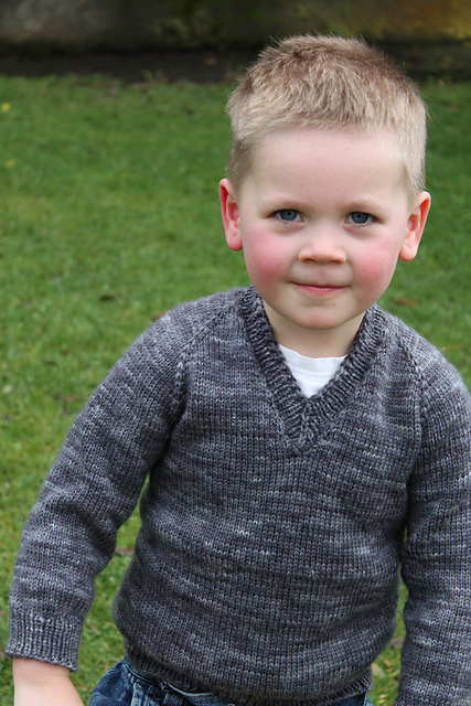 Greyson knitting pattern