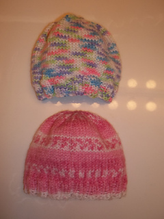 Ravelry  Newborn and Preemie Hats for Charity pattern by Jaime LaPlant da9a3db6451