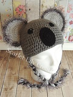 9495dd865b6 Ravelry  Koala Hat pattern by Jamie Huisman