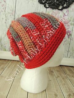 01e614e663c Ravelry  Swirl Hat pattern by Jamie Huisman