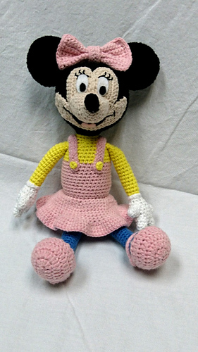 Ravelry Minnie Mouse Pattern By Ohana Crochet Design