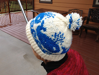 222f8385cd1 Ravelry  Classic Whale Hat pattern by Molly Kent