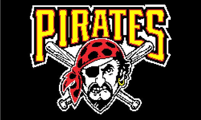 ravelry pittsburgh pirates afghan pattern by erin swan