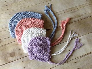Ravelry Primrose Baby Bonnet Pattern By Crochet By Jennifer