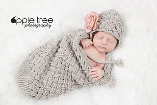 Ravelry Diagonal Weave Baby Cocoon Pattern By Crochet By Jennifer