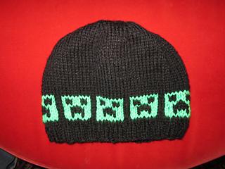 Ravelry  Minecraft Inspired Hat pattern by Jenna La Due 315c69dd2e3