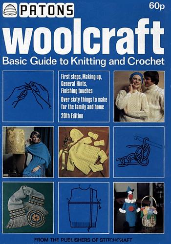 Ravelry Patons Woolcraft 20th Edition 1977 Patterns