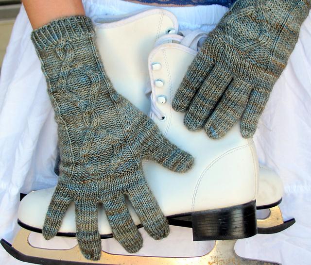 Ravelry Patinage Gloves Pattern By Jess Gagnon Knits