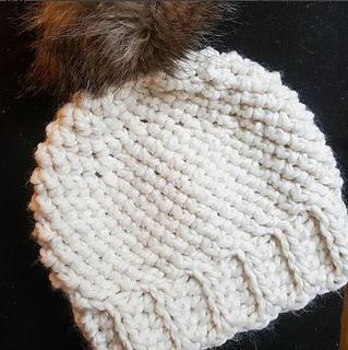c84907c9a4e Ravelry  Snowbird Beanie Hat pattern by Jayna Grassel