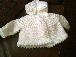 ee84de765 Ravelry  Me   My Shadow Baby Hoodie (archived) pattern by Marilyn Losee