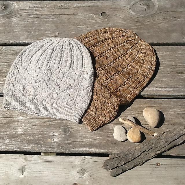Ravelry Stones On The Beach Hat Pattern By Jennifer Knight