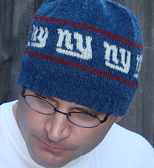 0ca9e57d0 Ravelry  New York Football Giants Charts pattern by Mandy Powers