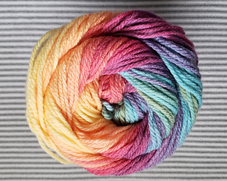 Ravelry: Loops & Threads Swirled Ombre