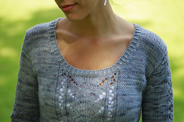 Ravelry Looking Back Pattern By Joji Locatelli