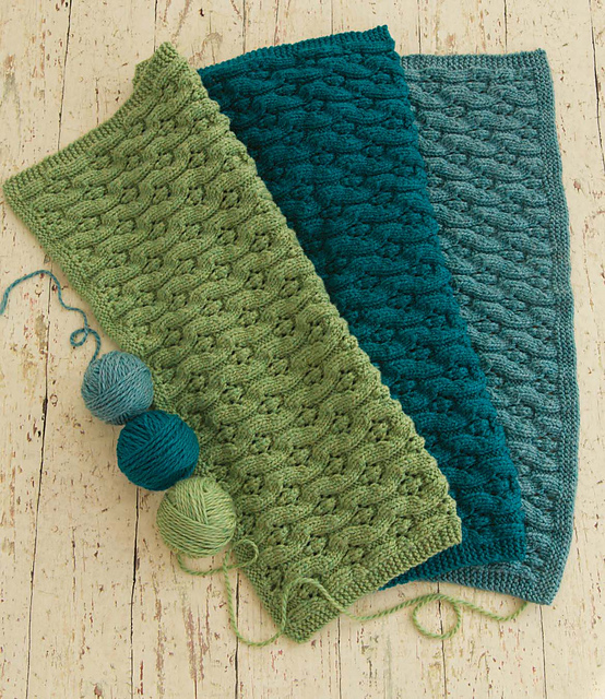 Ravelry: 60 Quick Baby Blankets - patterns
