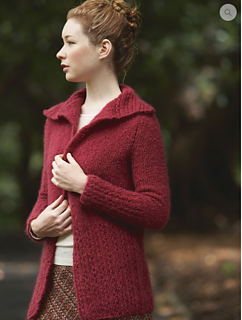 14a5bba07 Ravelry  Wrap jacket pattern by Jo Sharp
