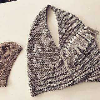 Coast bag pattern by Jo Storie