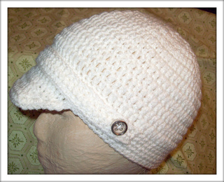 baf433b971c Ravelry  Heather Crochet Brimmed Hat pattern by Janet Spirik