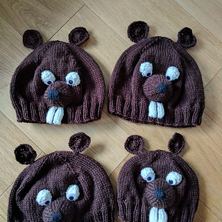 Ravelry  Beaver Hat pattern by Jennifer Jackson 673c03fc32c