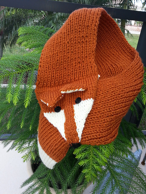 Ravelry What Does The Fox Say Wa Pow Pattern By Shasta Stevens