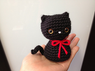 Ravelry: Colorful Kitty Cat Toy pattern by DDs Crochet