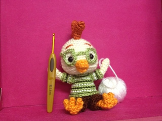 http://www.ravelry.com/patterns/library/little-chicken-doll-toy
