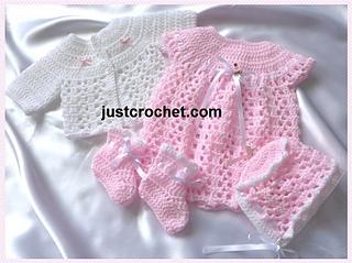 7848ba6b5470 Ravelry  Baby Crochet Pattern JC75P pattern by Justcrochet Designs