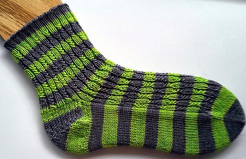 Ravelry: OMG Heel Socks pattern by Megan Williams