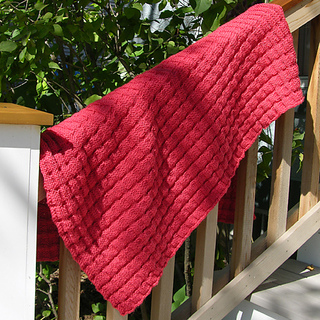 8b1303ed2b9 Ravelry  Belt Welt Baby Blanket pattern by Jill Bujold