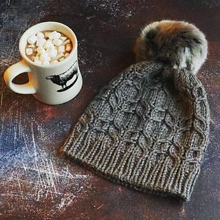 Ravelry  Winter Dreamer Hat pattern by Kalurah Hudson 9bf7d7100dd4