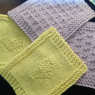 Ravelry Bonding Squares Heart Pattern By Donna Dighton