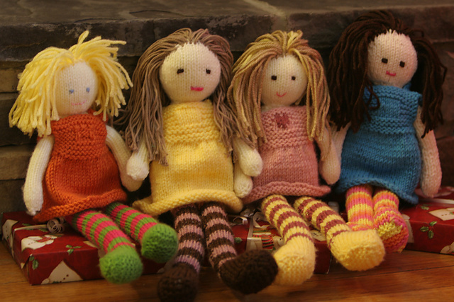 Ravelry Ragdoll Pattern By Debbie Bliss