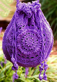 Ravelry Passion For Purple Pattern By Hobby Lobby