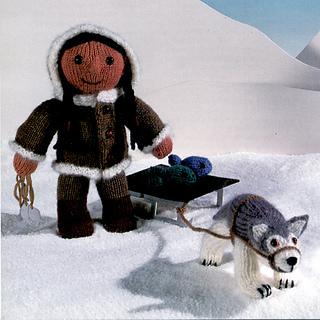 Knitted_eskimo_and_husky_small2