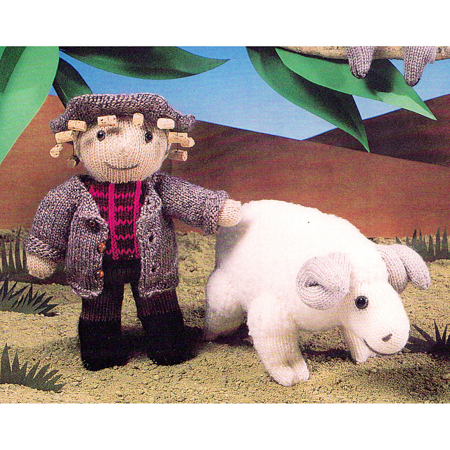 Ravelry World Of Knitted Toys Patterns
