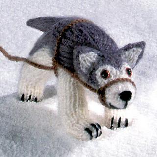 Knitted_husky_dog_small2