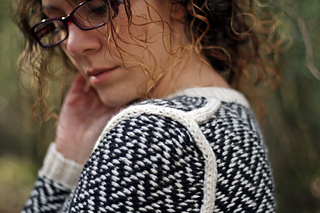 Insight: a reversible sweater pattern by Kate Heppell