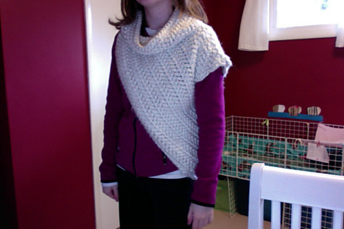 Ravelry Katniss Cowl Pattern By Cogaroo Crafts