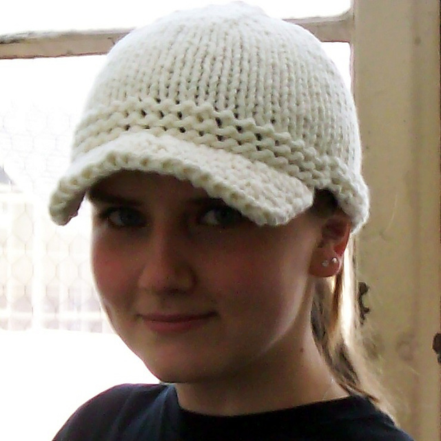 Ravelry Fossil Inspired Bulky Knit Cap Pattern By Kayla Pins