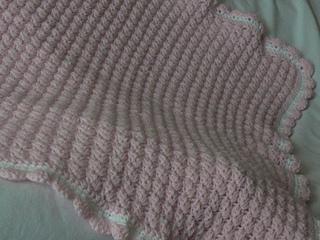 Ravelry Kbelle S Angel Wings Baby Blanket Pattern By